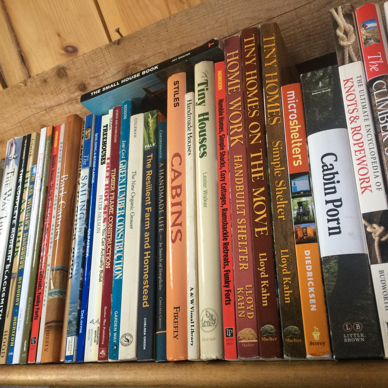 cabin-bookcase
